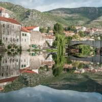 Beautiful Trebinje in Bosnia Herzegovina