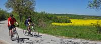 Cycling in the Balkan Mountains of Bulgaria