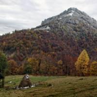 The Balkan Mountains
