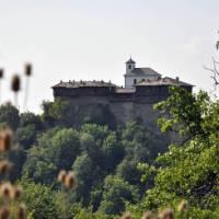 Monastery in the Balkan Mountains