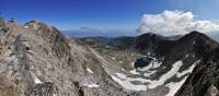 The alpine regions of Bulgaria provide stunning panoramas for hikers