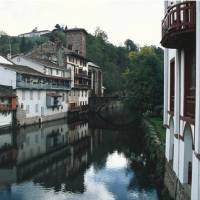 Basque Country passed through on the Compostela Trail