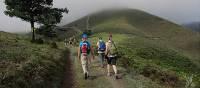 Walkers on the Camino Primitivo enroute to Santiago de Compostela | Andreas Holland
