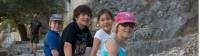 Kids on a multi activity adventure holiday in the Mediterranean islands |  <i>Ross Baker</i>