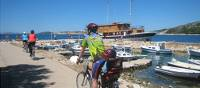 Croatia and her many islands offer some excellent family cycling ideas
