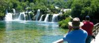 Picturesque Krka National Park