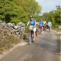 Cycling in Croatia | Liz Rogan