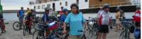 Ready for a day of cycling on our Kvarner Bay Cycle and Sail |  <i>Liz Rogan</i>