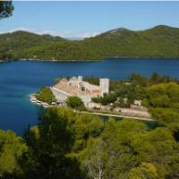 Mljet National Park is a highlight on any Cycle & Sail trip in Croatia's Southern Dalmatia region