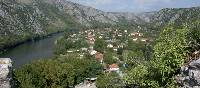 The delightful city of Mostar in Bosnia & Herzegovnia