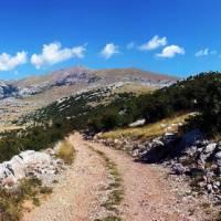 Walk the trails of Velebit National Park in Croatia