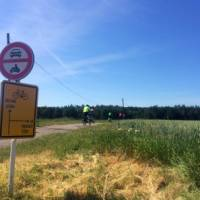 Take a right for Cizov, Czech Republic   Els van Veelen