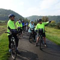 Discover the Bohemian countryside and idyllic river landscapes as you cycle from Prague to Dresden with a small group