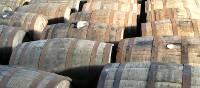 Barrels at the Old Bushmills Distillery | Aoife King