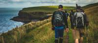 Embarking on England's classic walk, the Coast to Coast | Tim Charody