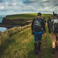 Embarking on England's classic walk, the Coast to Coast   Tim Charody