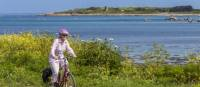 Cycling on Guernsey's west coast | Chris George