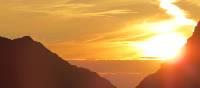 Sunset over Mt Snowdon, Wales | Melanie Moss