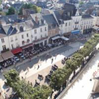 Amboise old town square | Efti Poulos