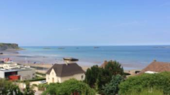 Arromanches and the Mulberry Harbour | Kate Baker