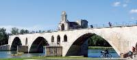 Saint Benezet bridge over the Rhone River in Avignon, France |  <i>Rachel Imber</i>