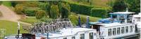 Barge and bikes parked at Cours les Barres in the Loire Valley |  <i>Judy Kruger</i>