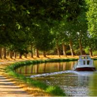 The tranquil Canal du Midi | C.G. Deschamps