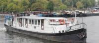 The Claire de Lune barge
