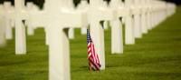 American War Cemetery at Colleville-sur Mer | G. Wait