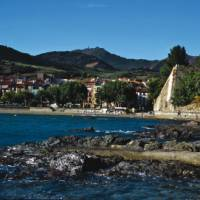 Collioure, the start of the Footsteps of Dali walk