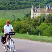 Cruising past castles on the Burgundy Cycle   Pat Kline