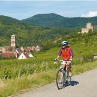 Cycling in Alsace, France | Ewen Bell