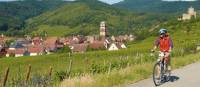 Cycling in Alsace, France | Ewen Bell