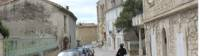 Cycling with a trail a bike through a typical village in Provence |  <i>Phil Wyndham</i>