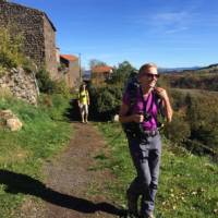 Hiking the GR65 - the Way of St James in France | Kate Baker
