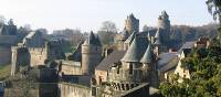 Cycle to Fougeres on our Brittany cycle