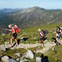 Hiking on the GR20 in Corsica   Gesine Cheung