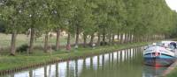 Cycling along the canals in Burgundy | Jaclyn Lofts