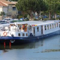 L'Estello Barge, Provence Bike & Boat | Erin Williams