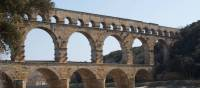 The magnificent Pont du Gard, a striking Roman acqueduct bridge in Languedoc-Roussillon | Kate Baker