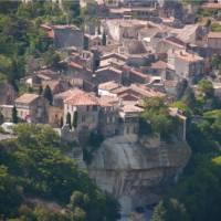 The village of Les Baux, Provence, France   Rachel Imber