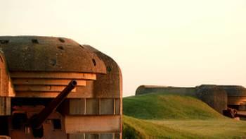 The Longues-sur-Mer battery | G. Wait