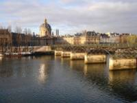 Morning light on the Louvre from the Seine |  <i>Kate Baker</i>