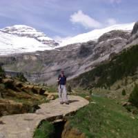 Enjoy the tranquil traisl in Ordesa National Park, Pyrenees