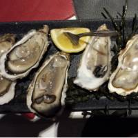 Brittany is one of the world's greatest oyster-producing regions