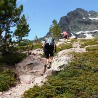 Heading up high on the GR20 | Gesine Cheung