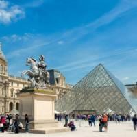 Visit world-famous art at the Louvre in Paris
