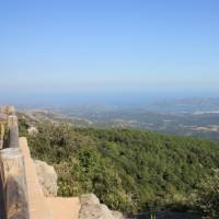 View over Corsica, France | Sophie Panton