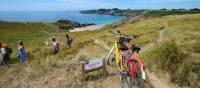 Explore the Brittany coastline by bike | Yannick Le Gal