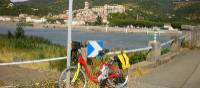 Try an electric bike on the Via Rhona, Lyon to Orange stage, in France